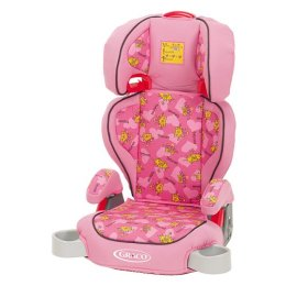 Pink Graco High Back Booster