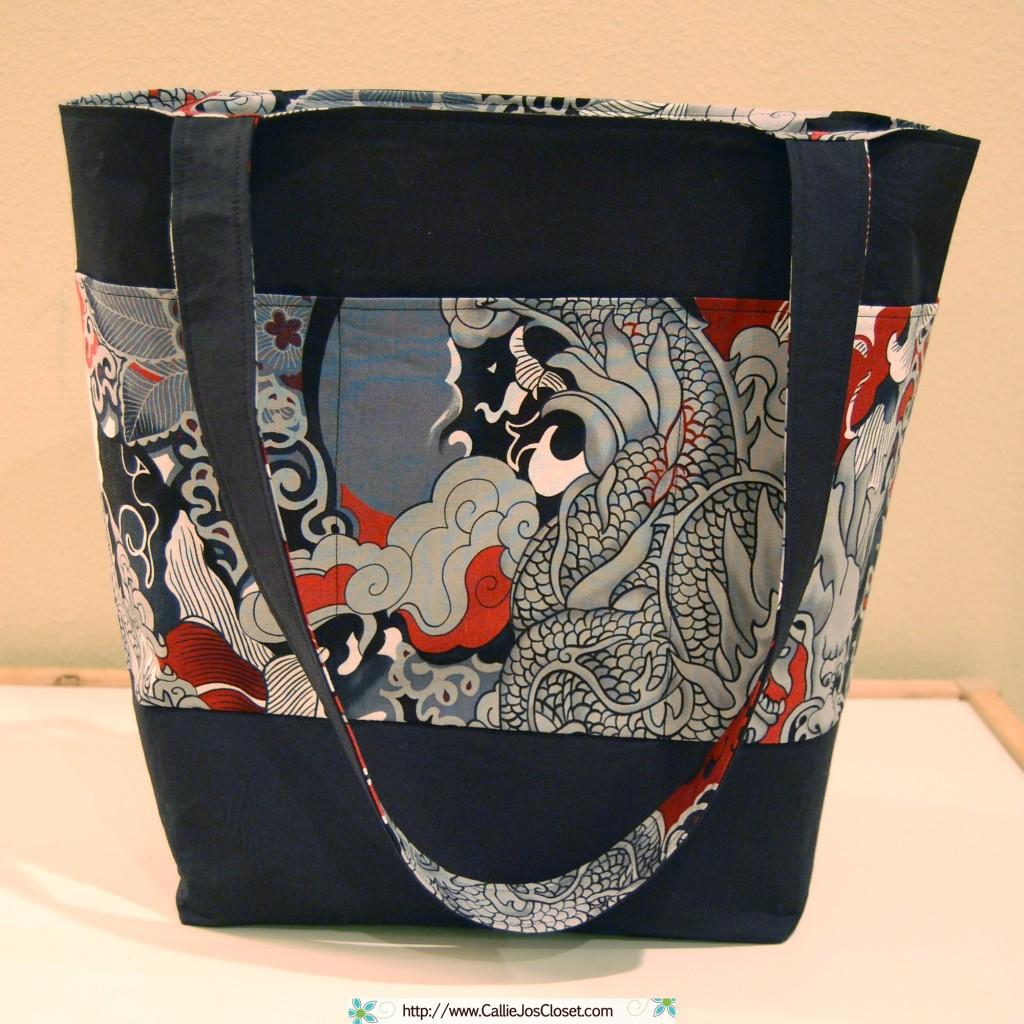 Tatsu Tote Bag